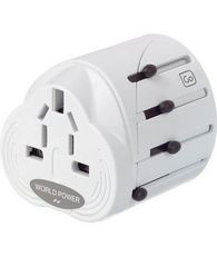 Worldwide Adaptor 401