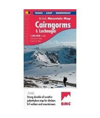Cairngorms Mtn Map 1-40000