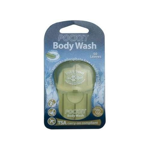 Pocket Body Wash Leaves X 50