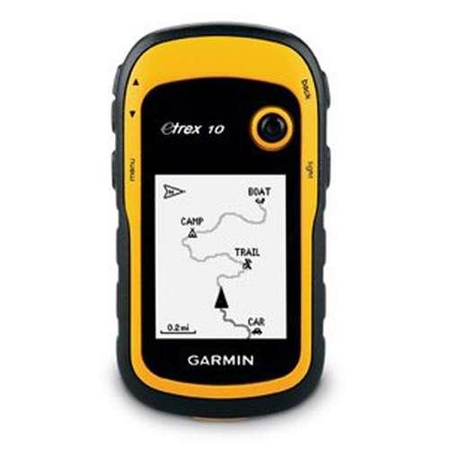 Etrex 10 GPS