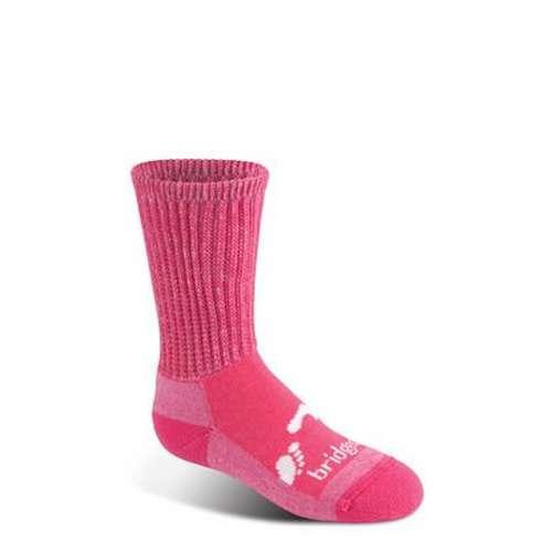 Kid's Wool Fusion Junior Trekker Socks