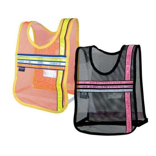 Tri Colour Vest