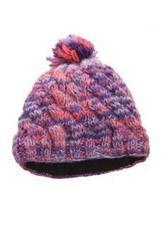 Women's Chuki Knitted Bobble Hat