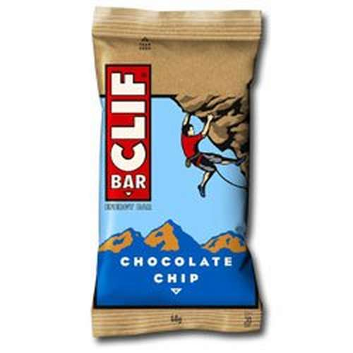 Choc Chip Clif Bar 69g