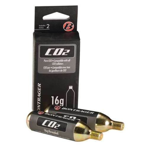 Co2 Cartridge 16g 2 Pack