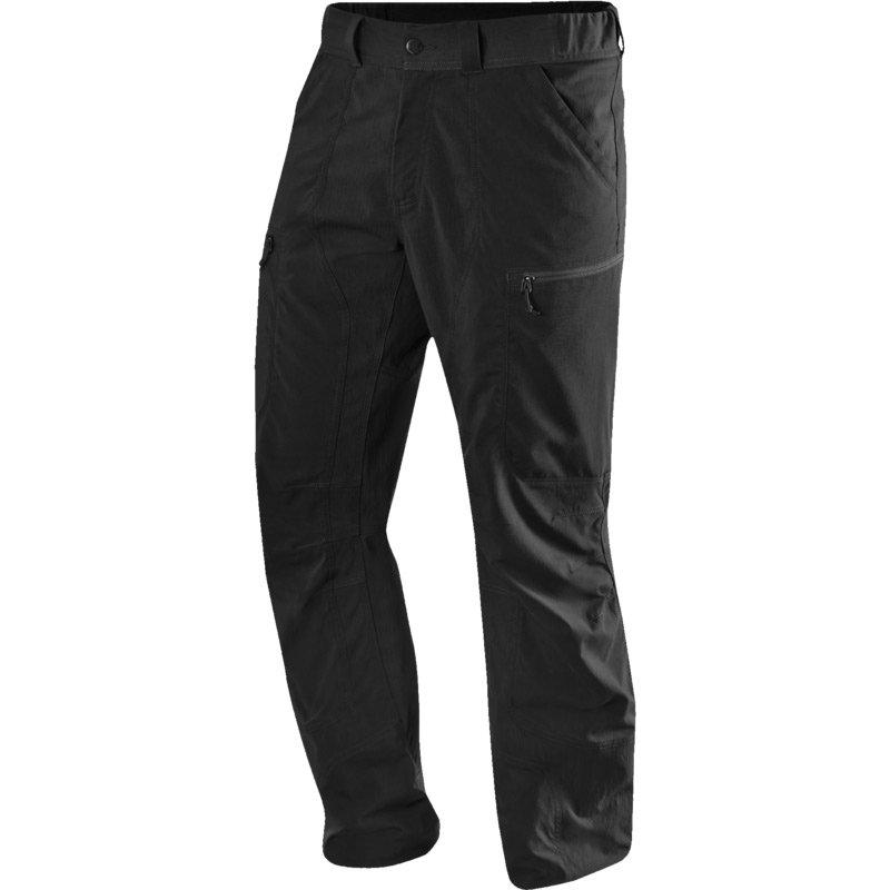 Haglofs Men S Rugged Ii Fjell Trousers Black Tiso