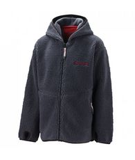 Kid's Rebel Sherpa Full Zip Fleece Hoody