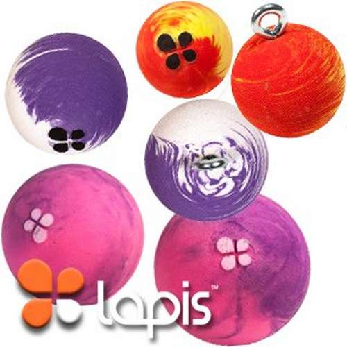 Lapis Rolly Ball Small