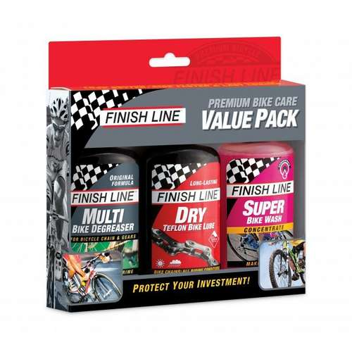 Bike Care Value Pack