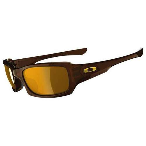 Fives Squared Sunglasses with Dark Bronze Lens