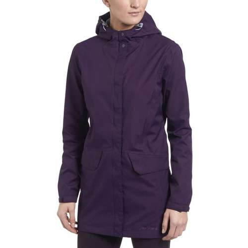 Women's Long Waterproof Jacket
