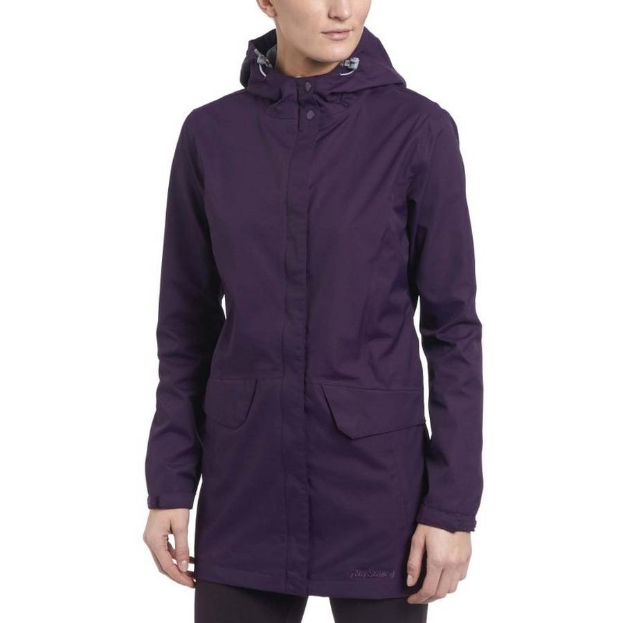 Peter Storm Women's Long Waterproof Jacket