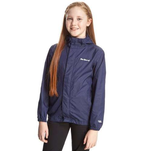 Kids Packable Waterproof Jacket