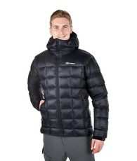 Men's Popena Hooded Down Jacket