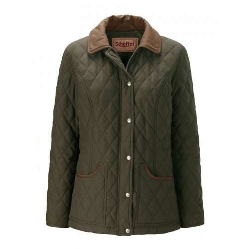 Women's Seaton Quilted Coat