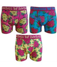 Men's Originals Aloha Boxer Shorts 3 Pack