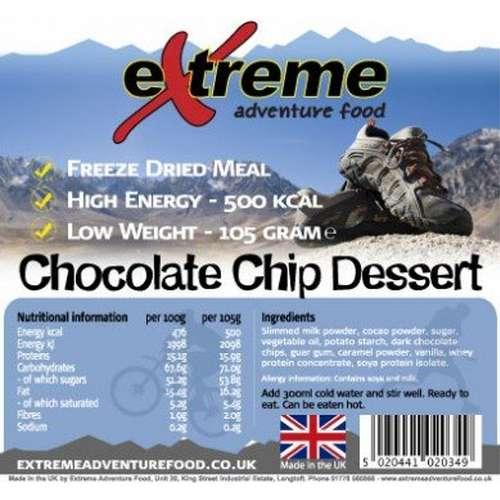 Chocolate Chip Dessert