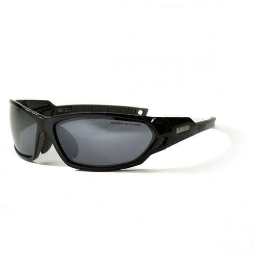 Scorpion Shiny Black Sunglasses