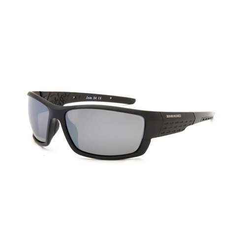 Delta Matt Black Sunglasses