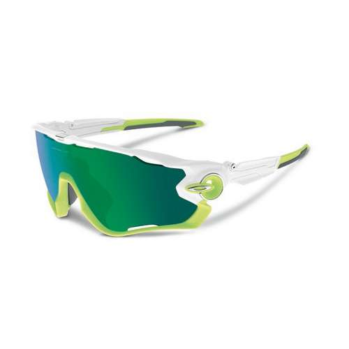 Jawbreaker Jade Iridium Lens Sunglasses