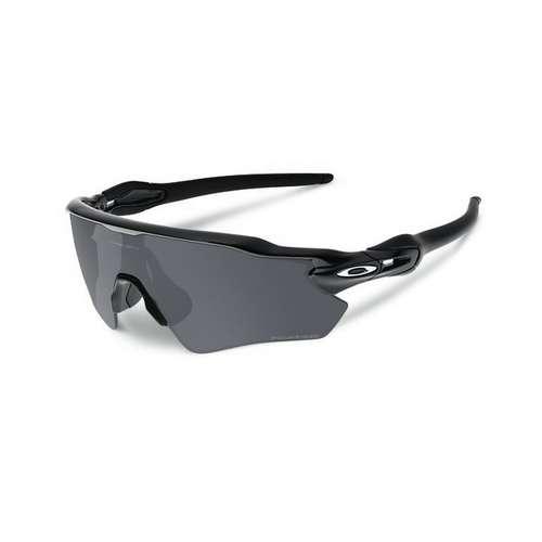 Radar EV Path Black Iridium Polarised Lens Sunglasses