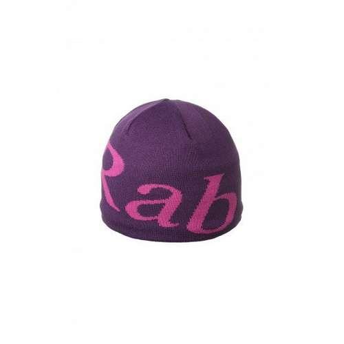 Womens Rab Logo Beanie