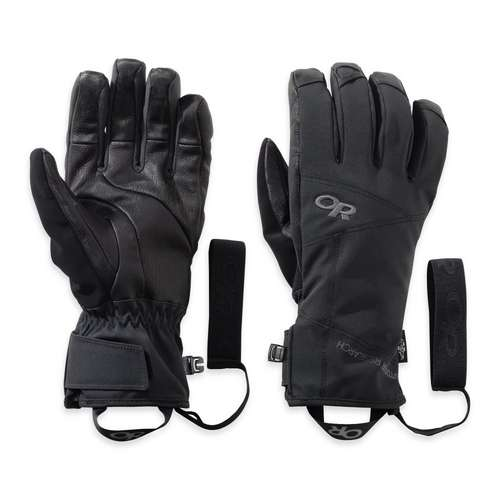 Mens Illuminator Sensor Gloves