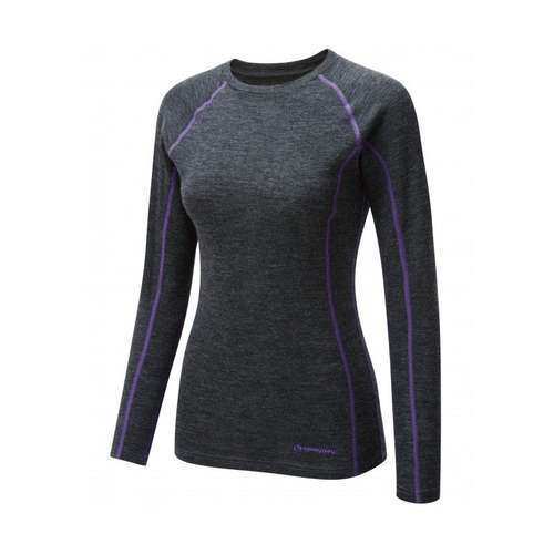 Womens Rana Long Sleeve Crew