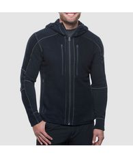 Mens Interceptr Hoodie Full Zip