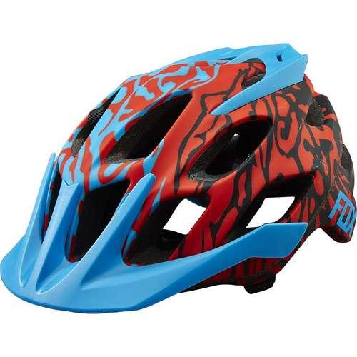 Mens Flux Helmet Blue