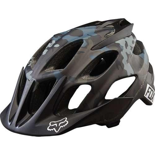 Mens Flux Helmet Black Camo
