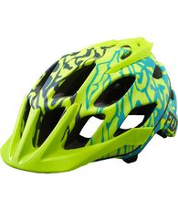 Women's Flux Helmet Green