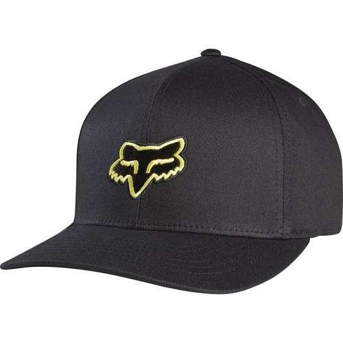 LEGACY FLEXFIT HAT Black Yellow