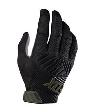 Mens Digit Gloves, Black Grey