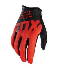 Ranger Gloves Black Red