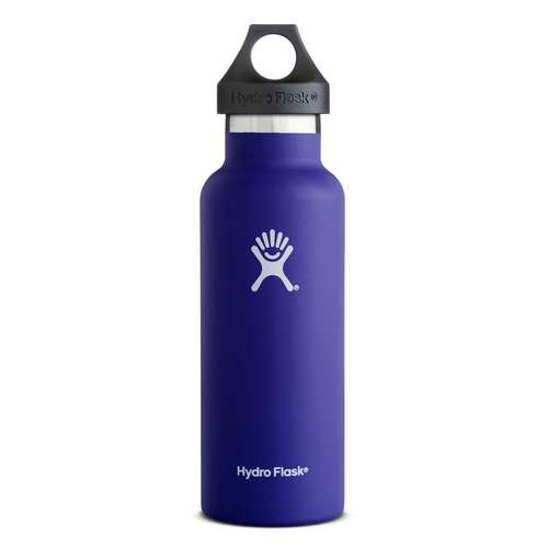 18oz Standard Mouth Stainless Steel Vacuum Insulated Drinks Bottle