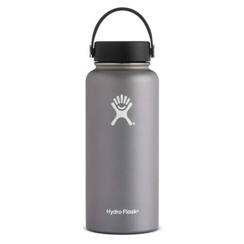 32oz Wide Mouth Stainless Steel Vacuum Insulated Drinks Bottle