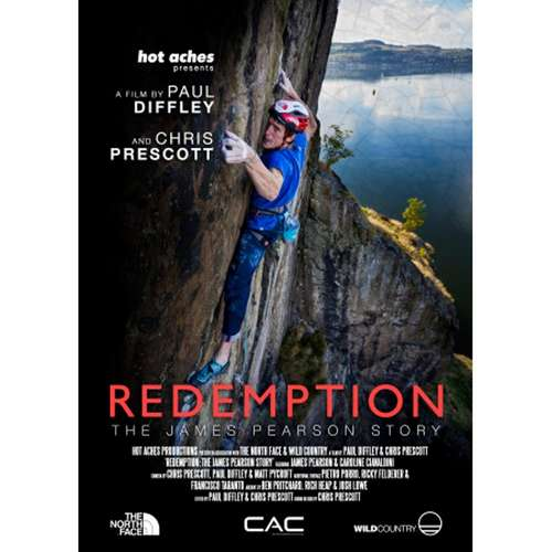 Redemption: The James Pearson Story