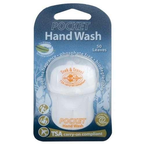Pocket Hand Wash Leaves X 50