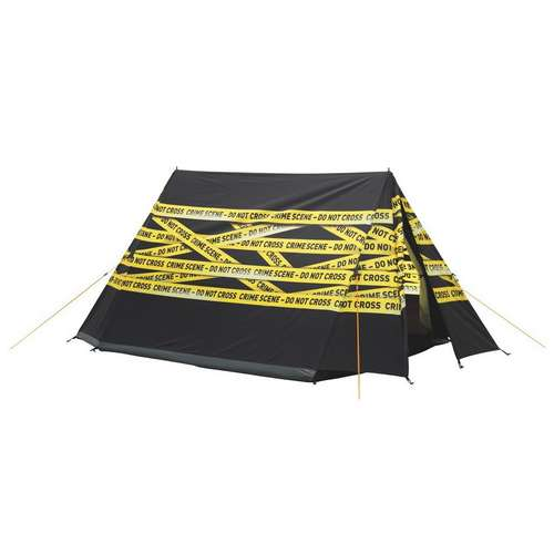 Crime Scene Festival Tent