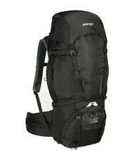 Contour 60+10 Litre Rucksack Shadow Black