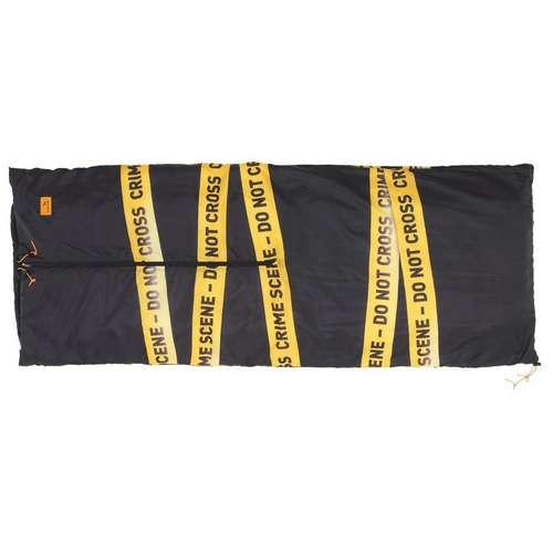 Crime Scene Image Sleeping Bag & Coat