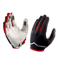 Madeline Aero Glove Black red