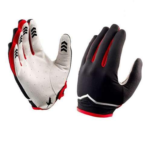 Madeline Aero Glove Black red