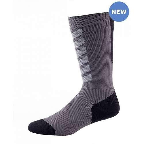 MTB Mid Sock With Hydrostop