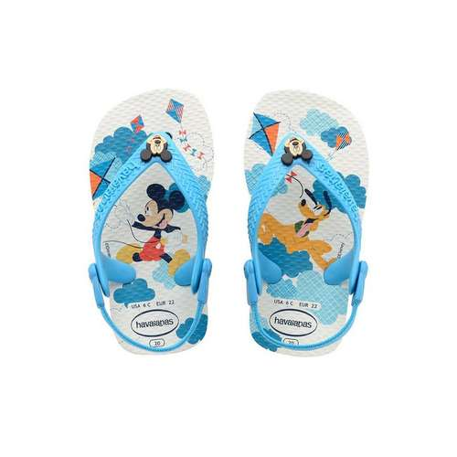 Baby Mickey Mouse Flip Flop