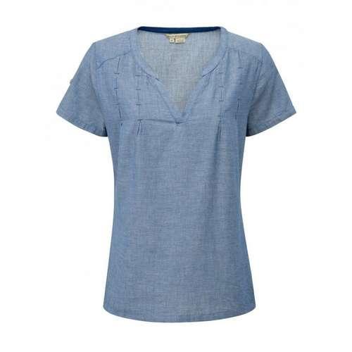 Women's Cool Mesh Short Sleeve Tunic