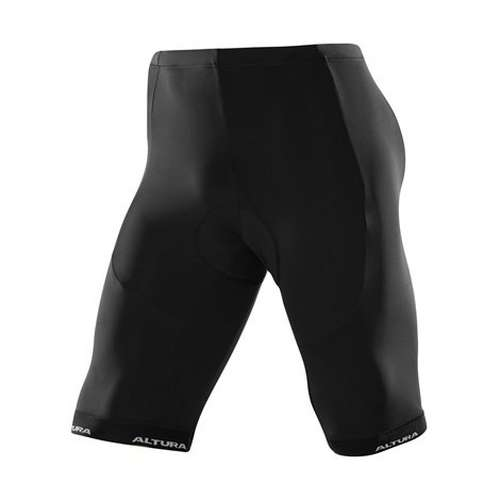 Mens Progel Waist Short Black