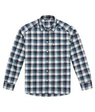 Men's Tarn Flannel Long Sleeved Shirt