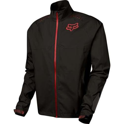 Downpour LT MTB Black Jacket